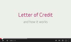 Video Letter of Credit