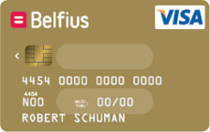 Card Visa gold